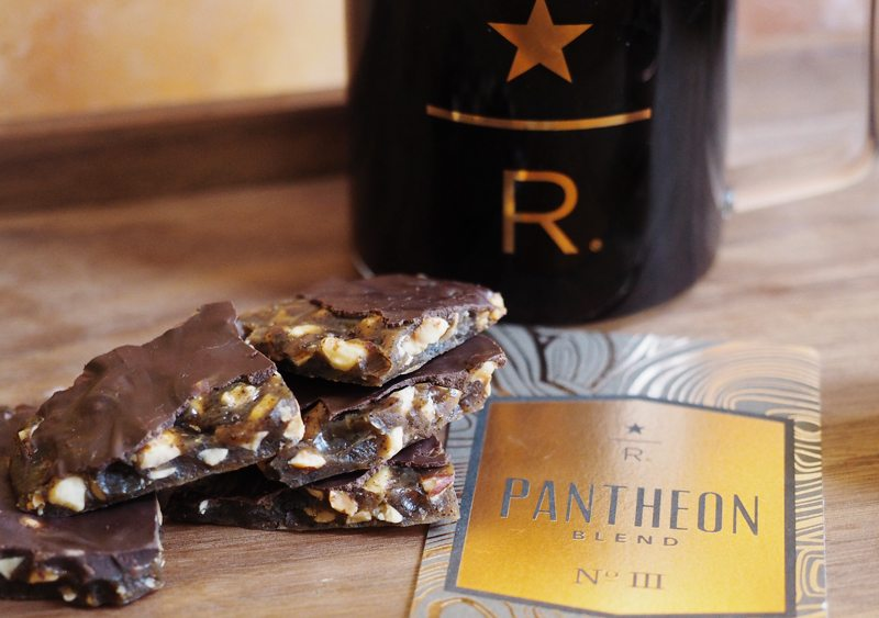 Pantheon Blend III Coffee Toffee