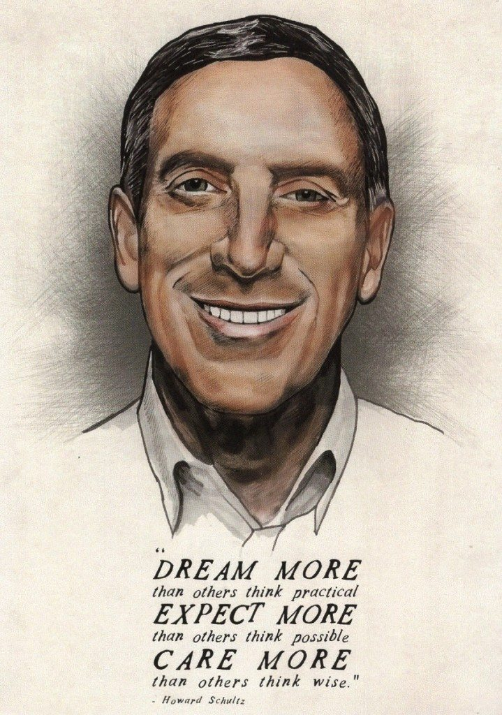 1 - Howard Schultz artwork by Becca-1