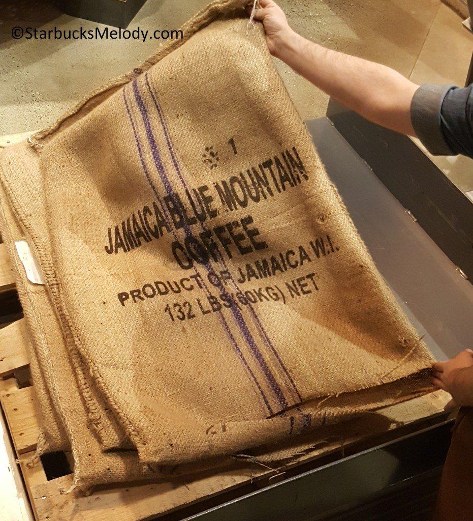 2 - 1 - 20170105_175416 Jamaica Blue Mountain burlap sacks