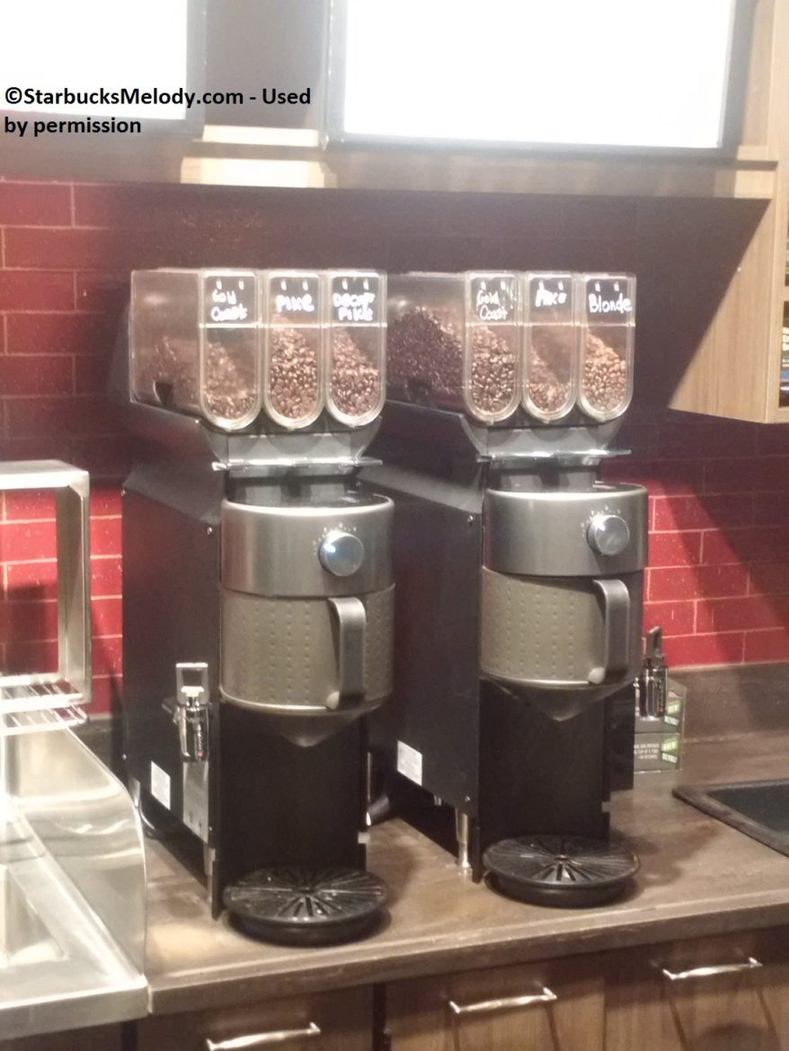 The Brew Revolution has started at Starbucks.
