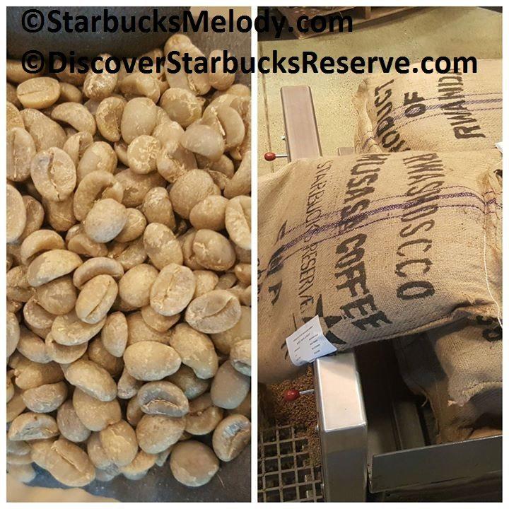 Reserve Coffee Rwanda Musasa at the Roastery.