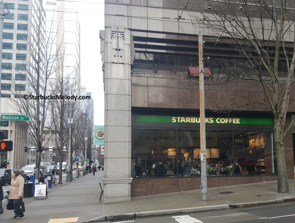 2 - 1 - 20170203_103457 Madison side of the 2nd and Madison Starbucks