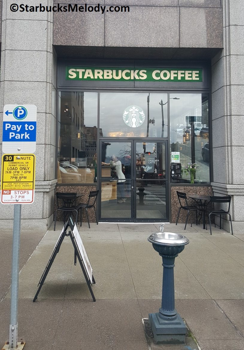 Starbucks says goodbye to 2nd and Madison Starbucks: A 30 year-old store