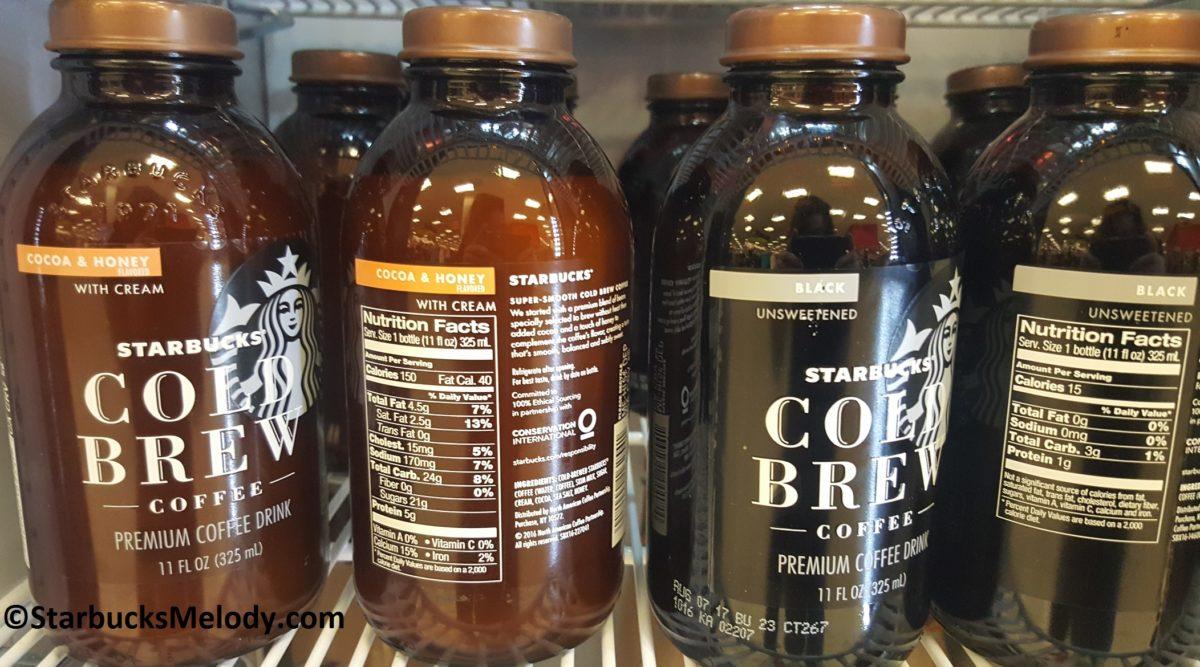 Cocoa u0026 Honey Cold Brew and a Totes Adorable Tote. - StarbucksMelody.com
