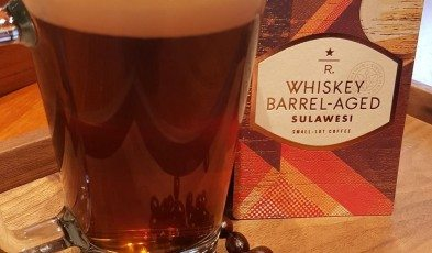 2 - 1 - Whiskey Barrel Aged Sulawesi Con Crema