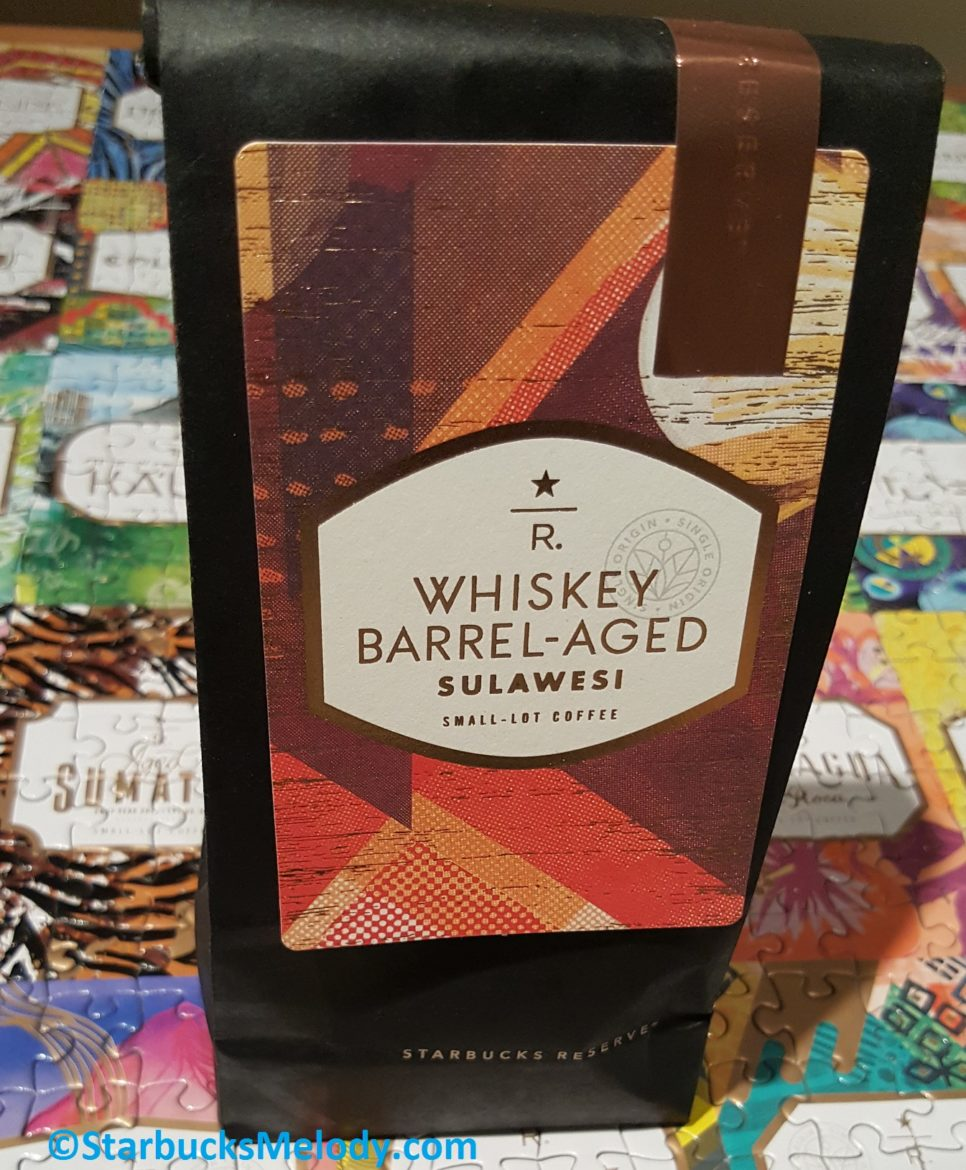 Giveaway: Whiskey Barrel-Aged Sulawesi