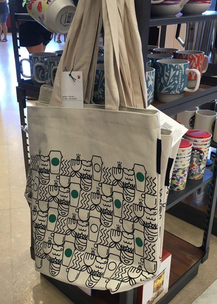 image Starbucks tote at Target