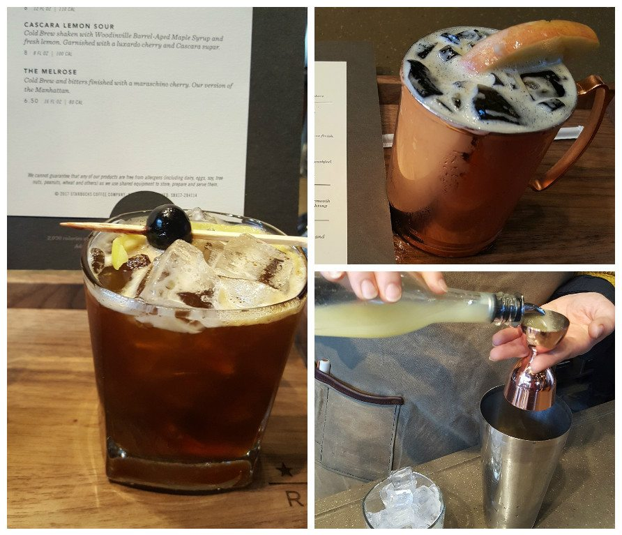 Mixology at the Roastery: Cold Brew with a twist