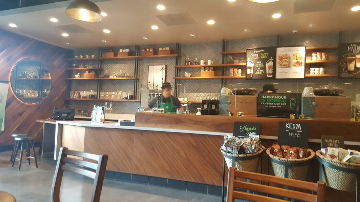 Must Visit Starbucks In Southern California Melody S