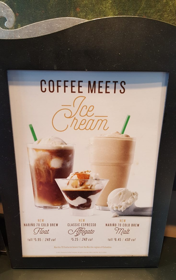 1 - 1 - 20170515_081826 signage for the starbucks ice cream2