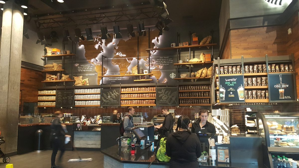 Must-Visit Starbucks in Southern California: Melody's picks.