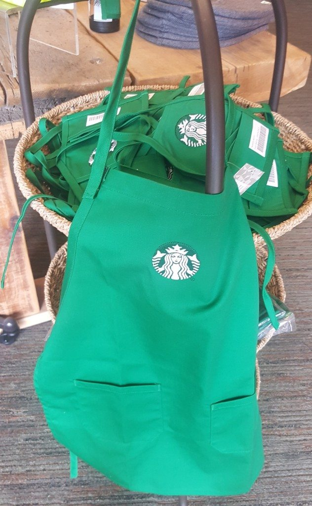 1 - 1 - 20170522_101005 child size green apron