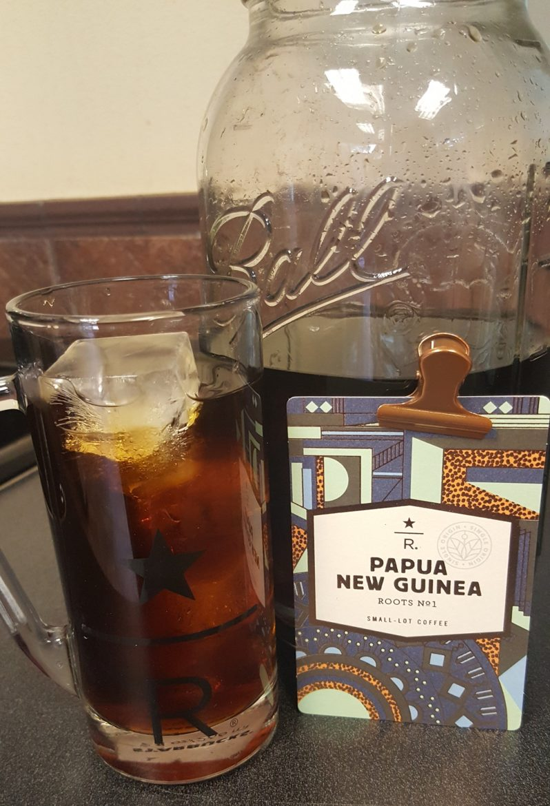 Super Easy Cold Brew