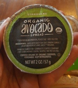 1 - 1 - 20170618_084005 avocado spread