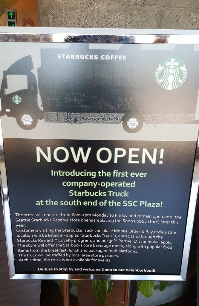 20170605_124833 sign for the Starbucks truck