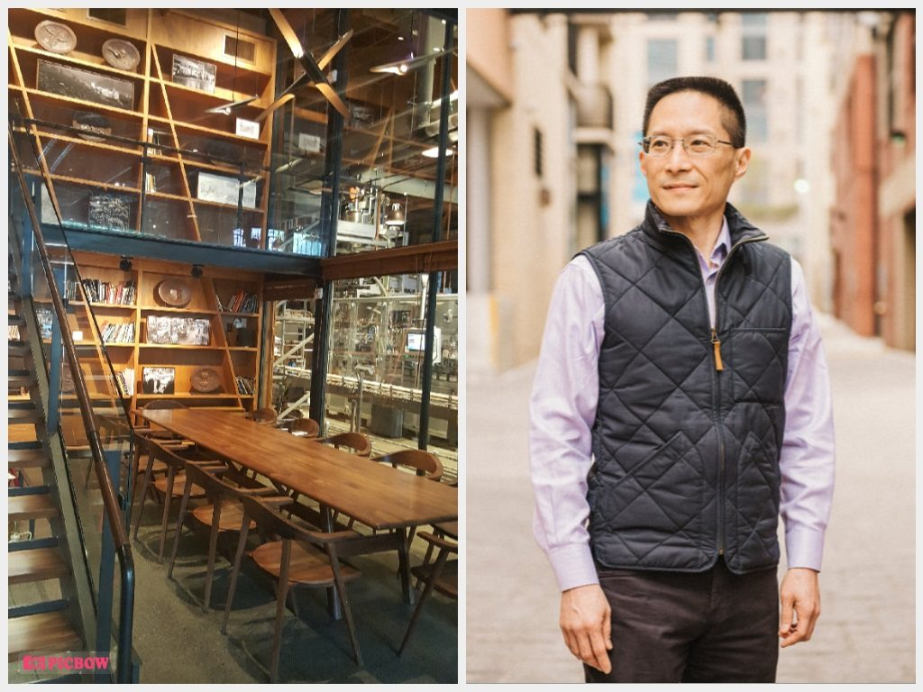 Attention All Starbucks Partners: Guest Speaker Eric Liu at the Roastery