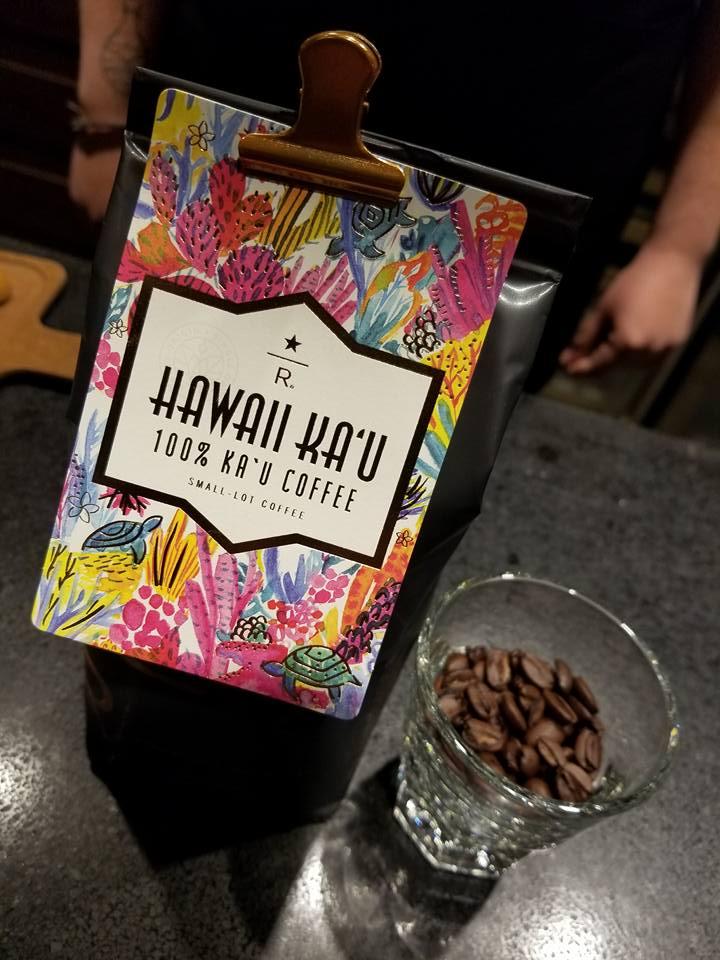 100% Ka'u Coffee with Coffee Master Megan at East Olive Way