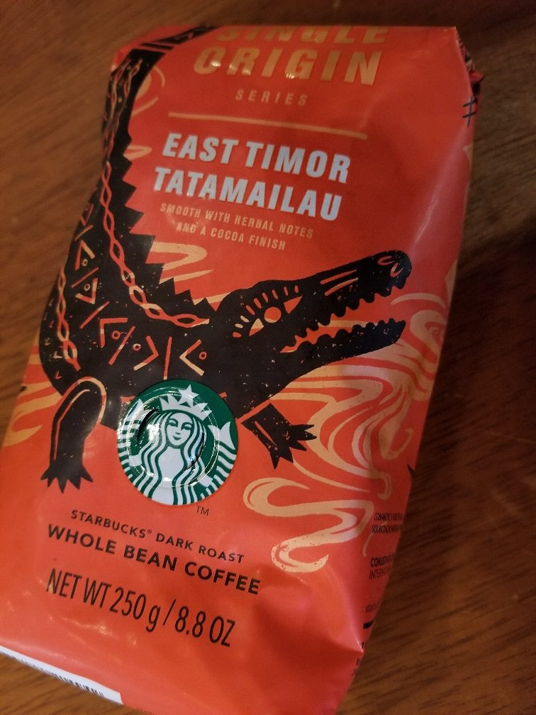 East Timor Tatamailau – Fair Trade Certified Coffee and delicious!