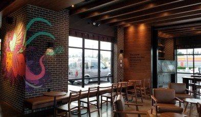2017 August 05 White Center Starbucks Lobby