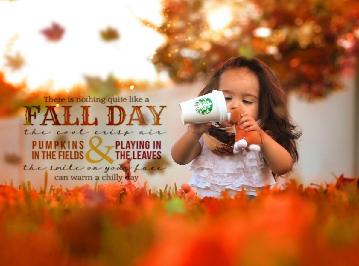 Pumpkin Spice Latte Season is nearly here: September 1st is a big day!
