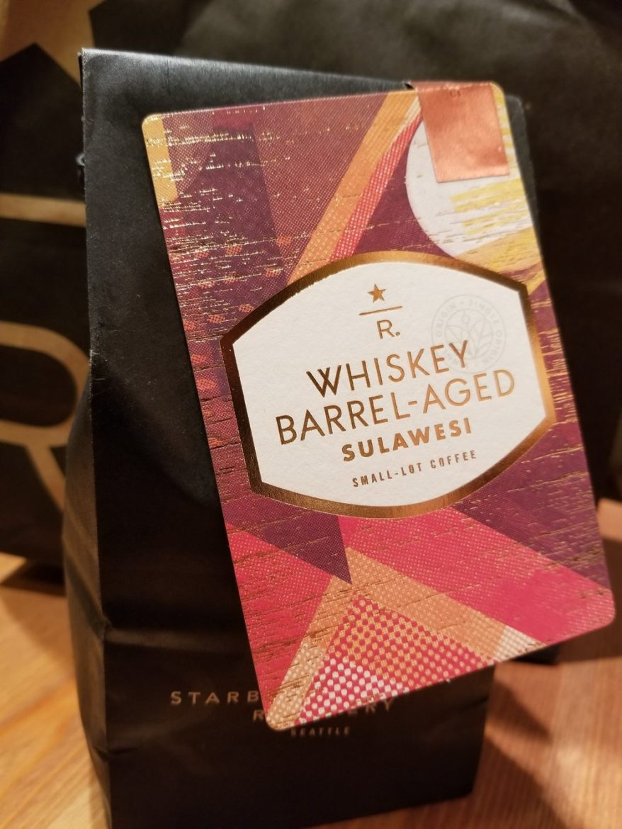Enter to win a bag of Whiskey Barrel-Aged Sulawesi