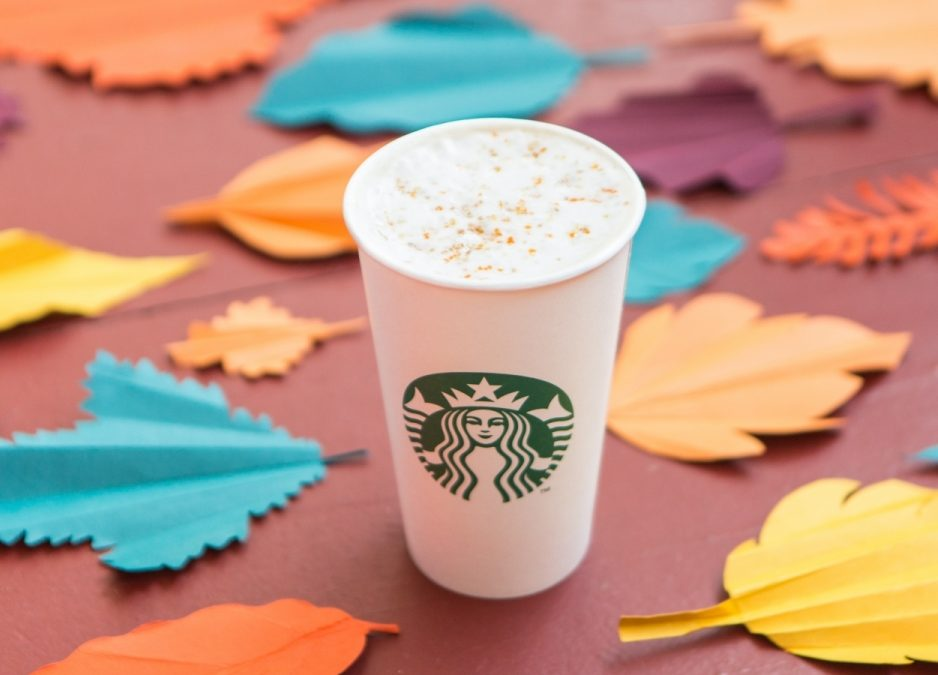 It's not too late to try the new Maple Pecan Latte.