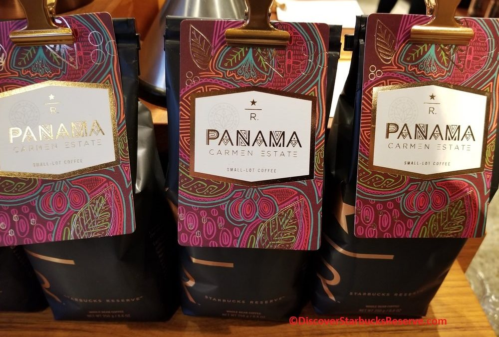 Panama Carmen Estate at the Roastery