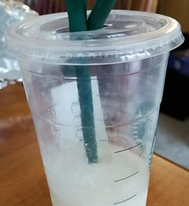 What do you think of the idea of paper straws at Starbucks?