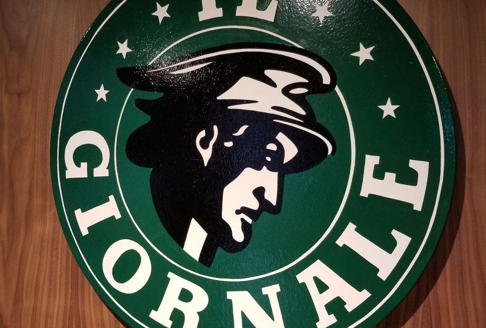 "Do you know the story of ""Il Giornale"" Starbucks?"