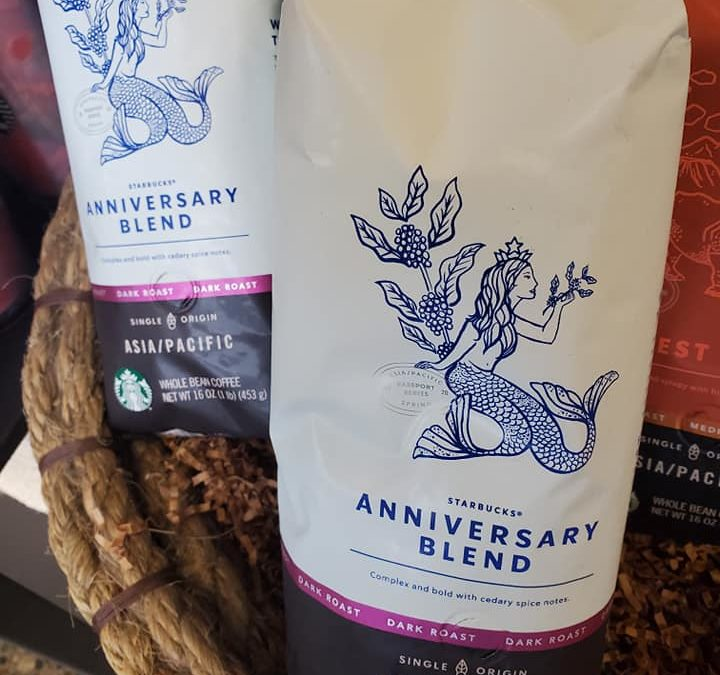 Anniversary Blend returns for the 24th year – You can still buy whole bean coffee at Starbucks.